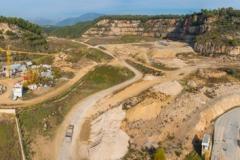 Panoramique Carrière drone Air Pro Solutions
